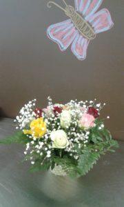 Centre de flors