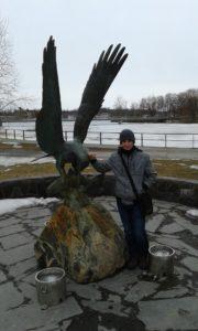 Martí i escultura