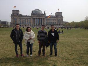 Reichstag Parlament Alemán