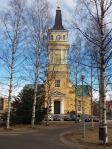 Església d'Oulu